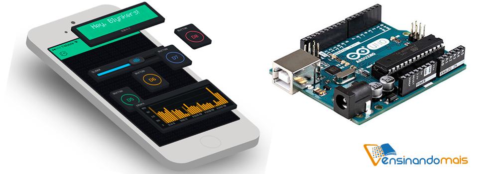 Curso Desenvolvimento de Aplicações Mobile para Arduino