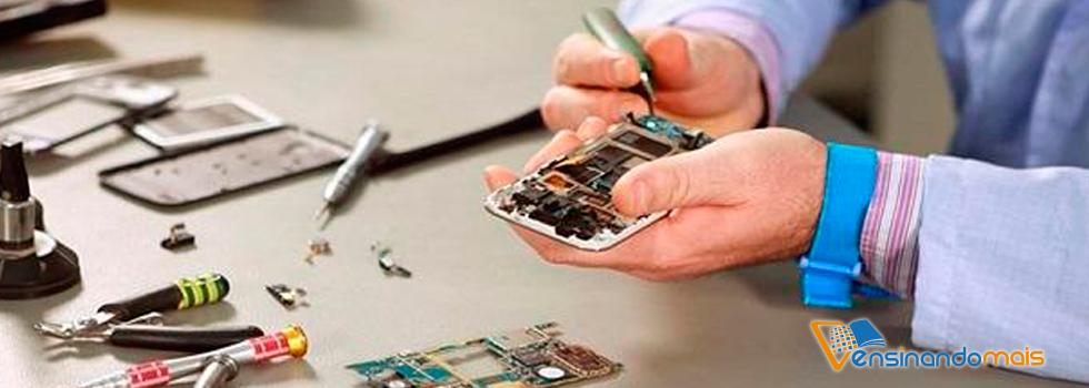 Curso Manutenção e Conserto de Celulares e Smartphones