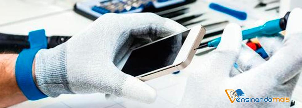 Curso Manutenção e Conserto de iPhone