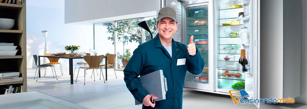 No Curso de Conserto de Refrigerador Freezer e Geladeira aprenda a refrigeração consertando Freezer e Geladeira com um curso prático e objetivo.